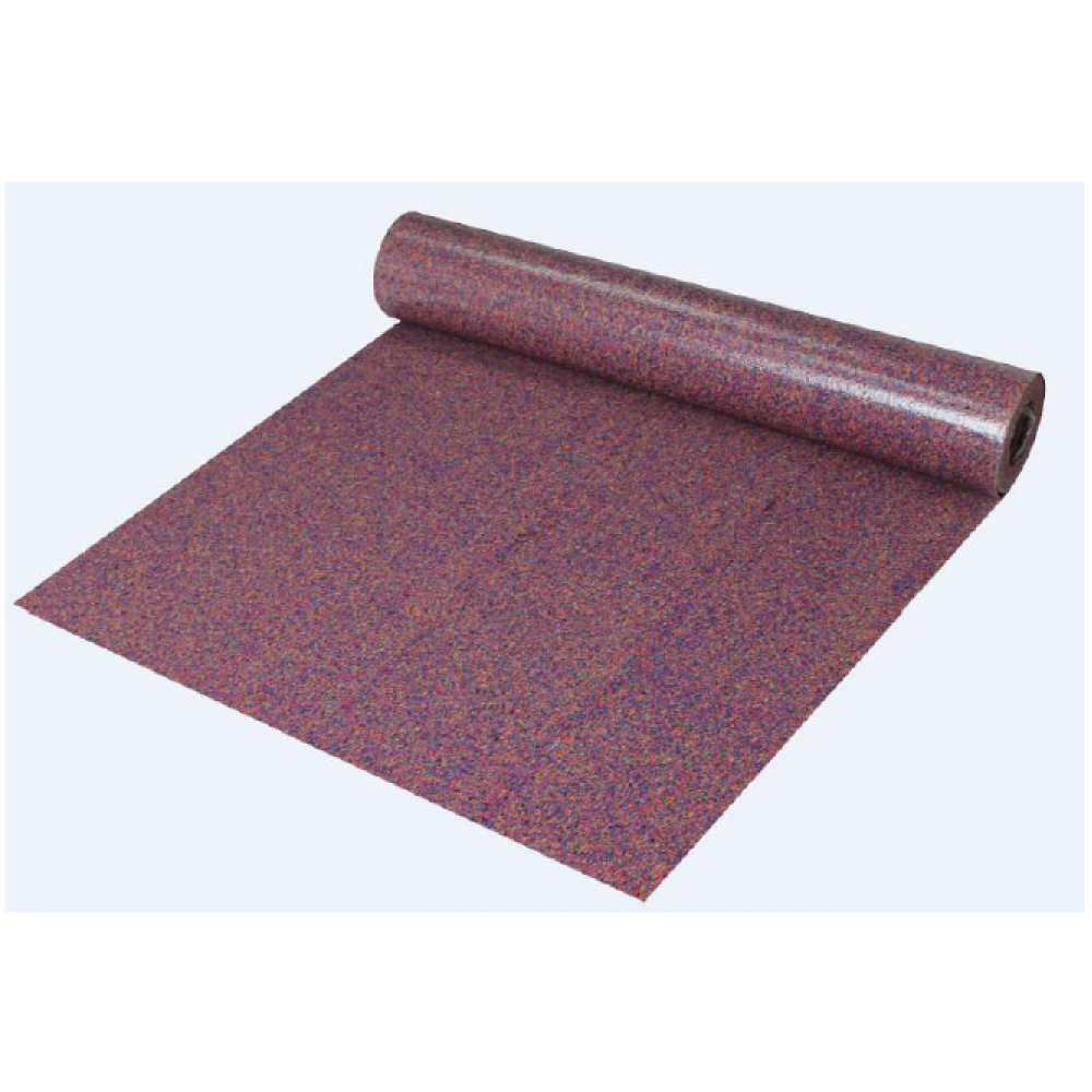 1.0mm Special Rubber Cork with PE Film