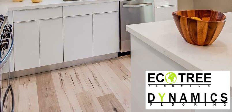 25 Years Warranty Eco Tree Dynamics Spc Wpc Laminate Flooring